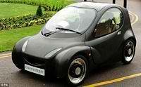Riversimple Hydrogen Car