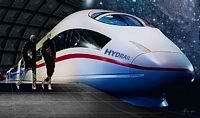 Hydrogen Railway Train Concept