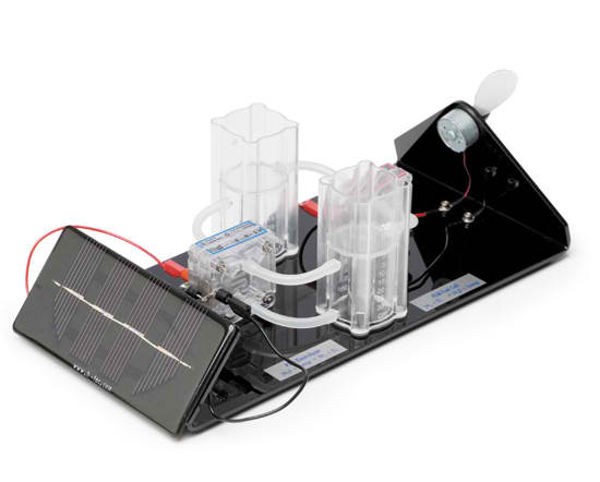 Junior Basic Solar Hydrogen Generator Station