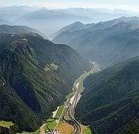 Brenner Pass E45