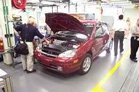Ford's Focus Hydrogen Car