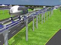 Hdyrogen Super Highway or Hydrail