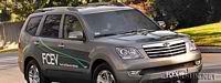 Hyaundai's Hydrogen FCEV Car