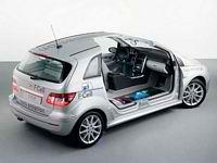 Mercedes benz-f600 hydrogen fuel cell