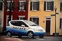 Daimler NECAR Hydrogen Car