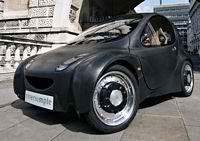 Riversimple Hydrogen Fuel Cell Car