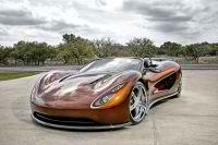 Hydrogen on Demand Ronn Motors Car Scorpion