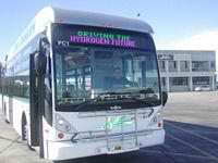 Toyota Hydrogen FCHV Bus